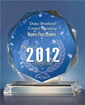 Carpet Cleaners  Awards
