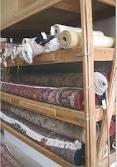 Oriental Rug Storage